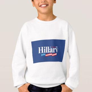 No Hillary 2016 Sweatshirt
