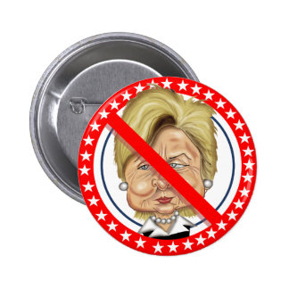 No Hillary Buttons
