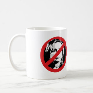 NO HILLARY CROSSED OUT.png Mug