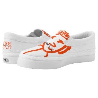 No Hindrance. Zipz Slip On Shoes