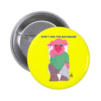 No hog el botón del cuarto de baño pins