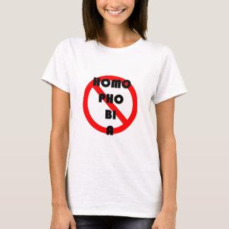 No Homophobia T-Shirt