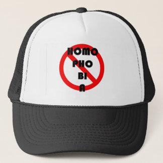 No Homophobia Trucker Hat