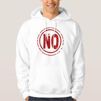 No Hoodie