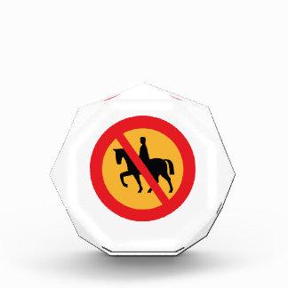 No Horses Award