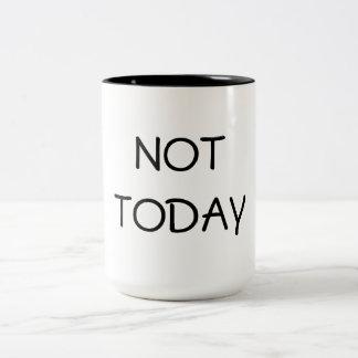 No hoy taza de café