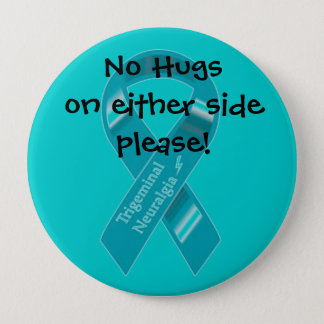 NO hugs on either side button. Button