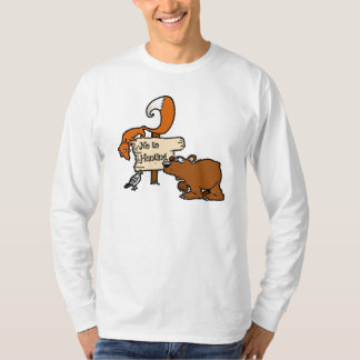 No Hunt Long Sleeve T-shirt
