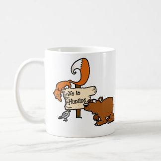 No Hunt Mug