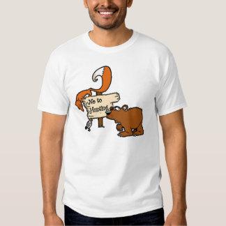 No Hunting T-shirt