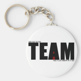 No I In Team Key Chain