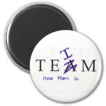 No I in Team? Magnets