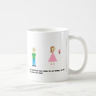 No Ice Cream For Him! Coffee Mug