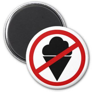 No IceCream - magnet