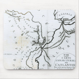 No. III Conjectural Map of the Island of Mousepad