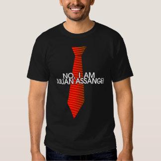 No, I'm Julian Assange Tee Shirt