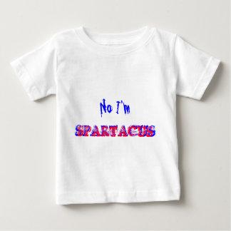 No I'm SPARTACUS Tees