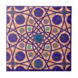 No. impresionante 3 del diseño geométrico azulejos