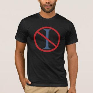 No Incumbents - Black T-Shirt