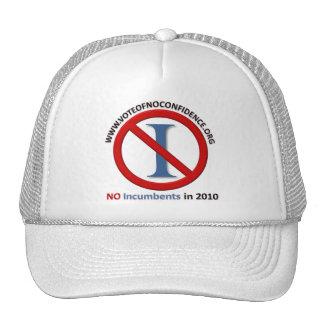 No Incumbents - Hat