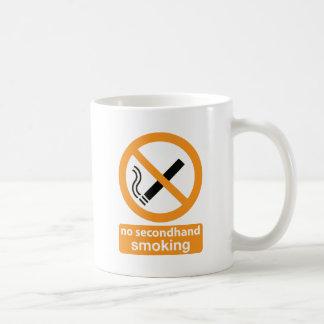 no indirectamente fumar 002 taza