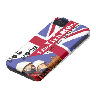 NO INGLESES DE DIOSES… Case-Mate iPhone 4 PROTECTORES