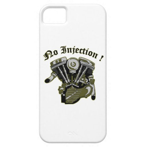 No injection iPhone 5/5S covers