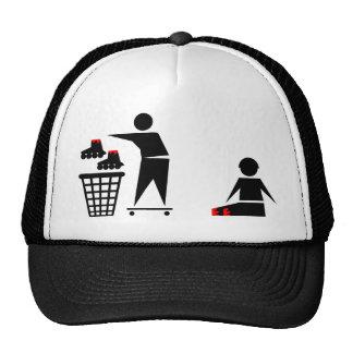 no inline trucker hat