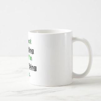 No insultarle taza de café