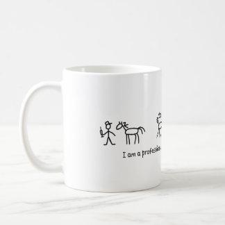 No intente a este en casa profesional taza de café