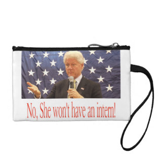 No intern for Hillary Coin Wallet