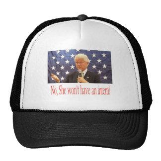 No intern for Hillary Trucker Hat