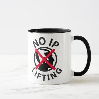 No IP Lifting Mug