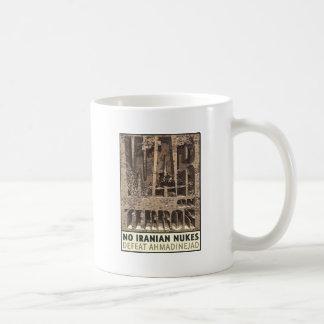 No Iranian Nukes Coffee Mug