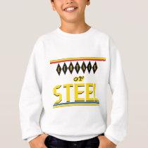 No Iron Curtain Here Kids' Sweatshirt