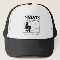 No, It's Not Hot Flashes Trucker Hat