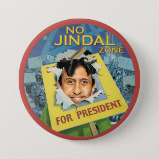 No Jindal Zone Button