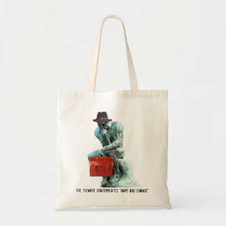 No Job Tote Bag