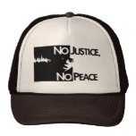no-justice-no-peace hats