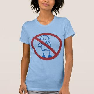 No Kids Allowed T-Shirt