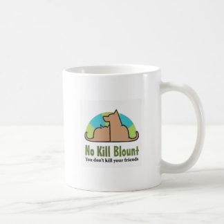 No Kill Blount Logo darker pdf Mugs