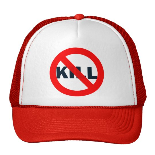 No-Kill Trucker Hat