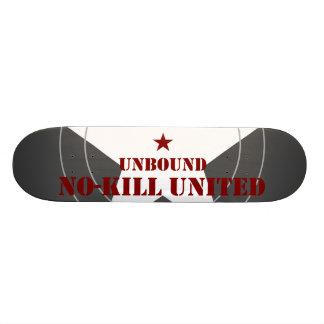 NO-KILL UNIDO: RECT3065-MWG PATÍN PERSONALIZADO