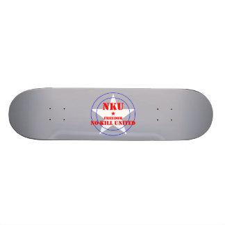 NO-KILL UNITED : FSKT3065-RWB SKATEBOARD DECK