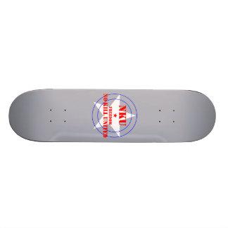 NO-KILL UNITED : FSKT3065-RWB-V SKATEBOARD DECK