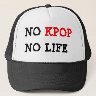 No Kpop No Life Hat