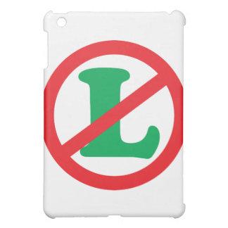 No L iPad Mini Cover