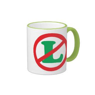 No L Coffee Mug
