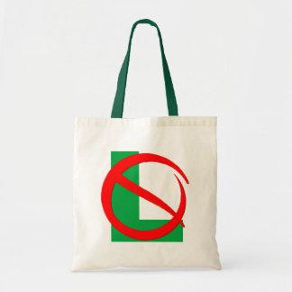 No-L Tote Bags
