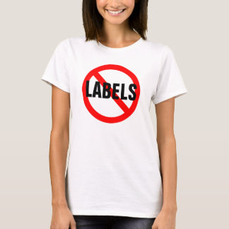 No Labels Shirt